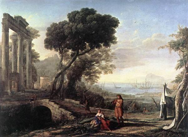 Italian Coastal Landscape WGA